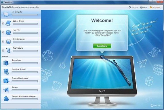 CleanMyPC Activation Code 1.10.2 With Activation Code {Latest}