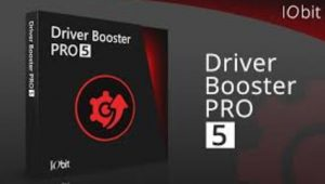 Driver Booster 5.5 PRO Serial Key + Crack Free Activated 2018