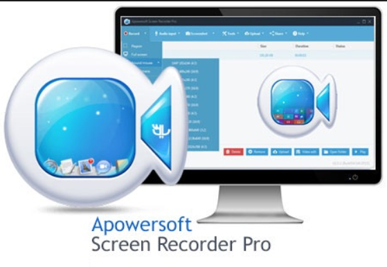 Apowersoft Screen Recorder 2.4.0.20 Crack Patch {Latest}