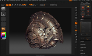 Pixologic ZBrush 2018.1 Crack Torrent For Free