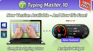 Typing Master 10 Crack Free Download {2019}