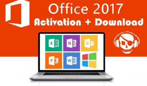 ms office 2017 with crack