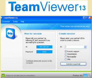Teamviewer 13 Crack Patch + License Keys {Portable}