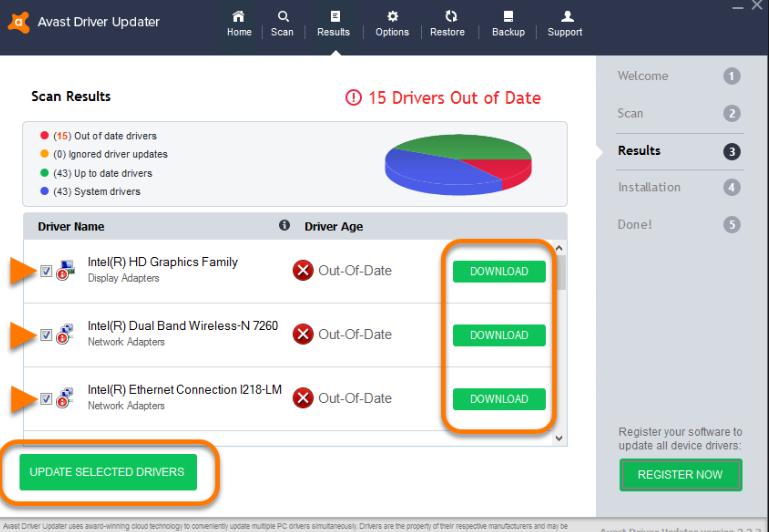 Avast Driver Updater 2 5 5 License Key Free [2019]